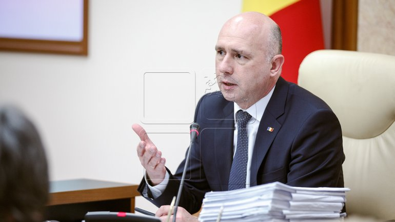 Pavel Filip: Moldova has achieved another important victory for its economic future