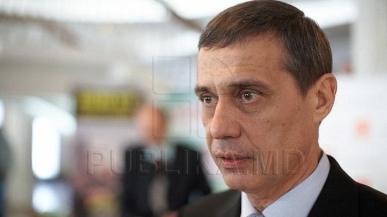 Football Federation re-elects Pavel Ciobanu as chairman