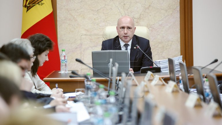 Speech of Prime Minister Pavel Filip, a year after inauguration of Government (VIDEO)
