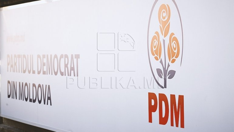 PDM is against federalization of Moldova: That is not a solution for the country's reunification
