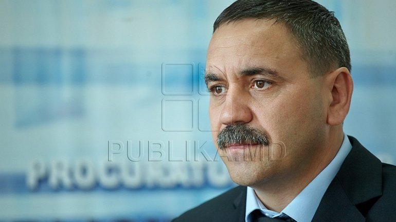 Former first deputy general prosecutor Andrei Pantea admits to his guilt