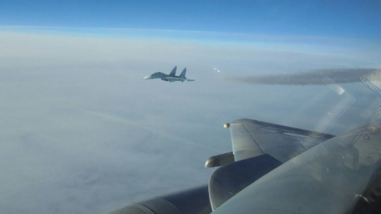 NATO, Russia play cat-and-mouse in Baltic skies