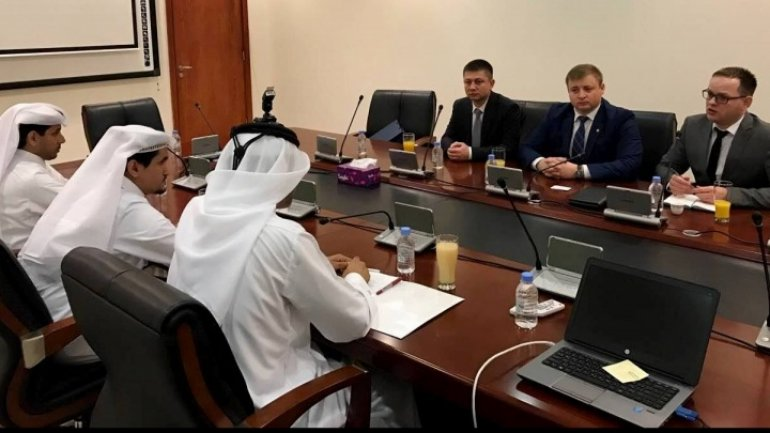 Qatari police promise support in fighting cybercrime to Moldovan counterparts