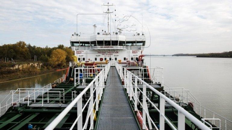 Giurgiulesti International Port transshipment volumes increased by 4% compared to 2015