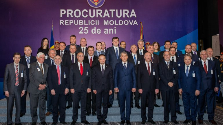 Prosecutor's offices from Belarus and Moldova vow to boost cooperation