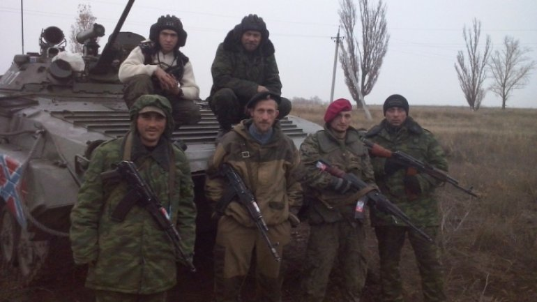 Over 20 Moldovan mercenaries fight alongside rebels in eastern Ukraine