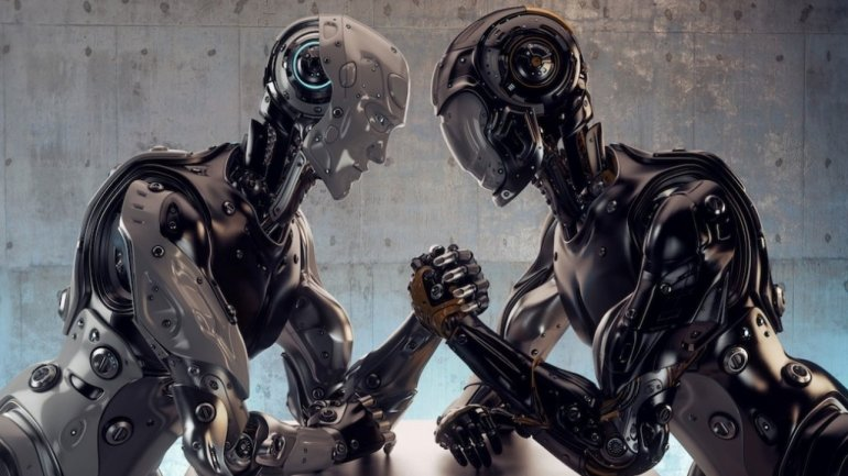 BEWARE of ROBOTS! It's likely they'll take humans' jobs