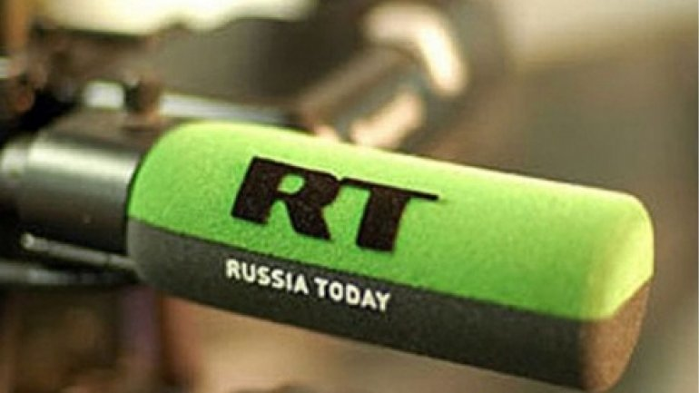 FACEBOOK blocks Russia Today from posting news stories