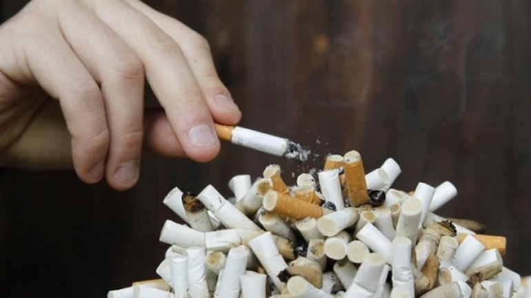 Hotline helps Moldovans quit smoking