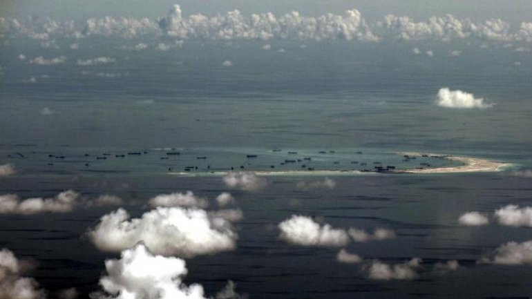 China hits back at US over South China Sea claims