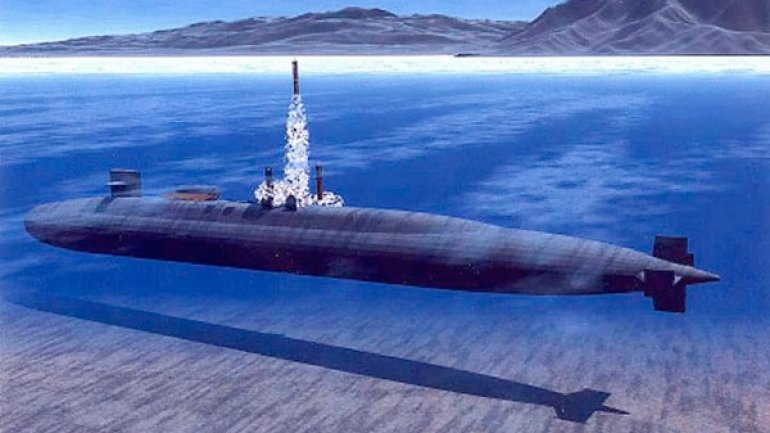 Pakistan successfully performs first launch of missile from sub. Eyes turn to India