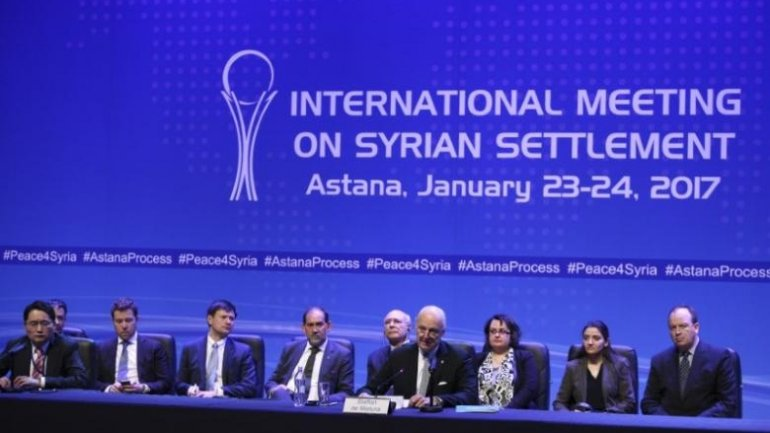 Kremlin sees success in Astana talks on Syria
