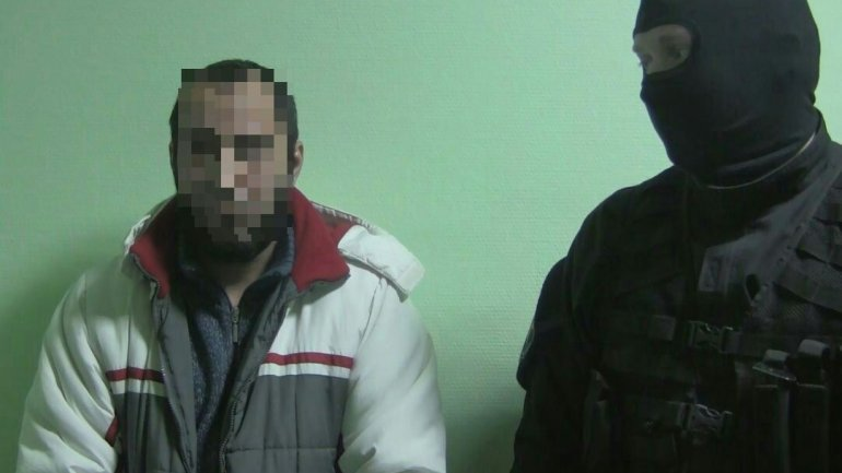 Man from Chisinau arrested for terrorism propaganda (PHOTO)