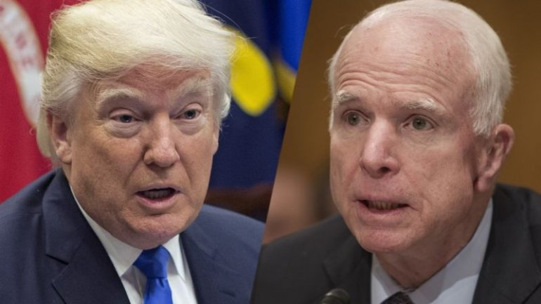 McCain reins in Trump: We are not bringing back torture
