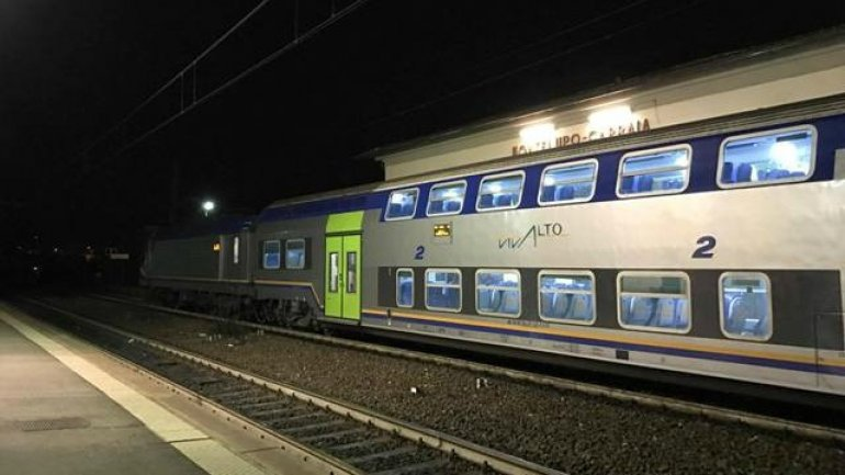 Moldovan woman dies after being hit by train in Florence