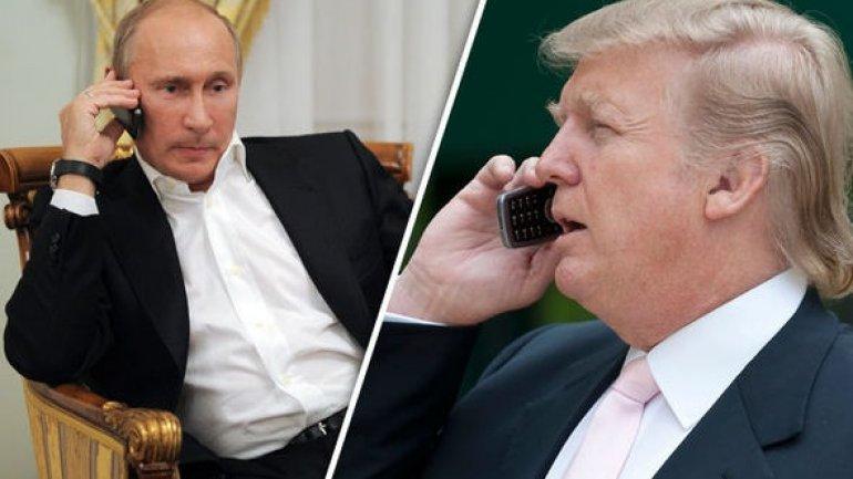 Trump to speak with Putin by phone this weekend