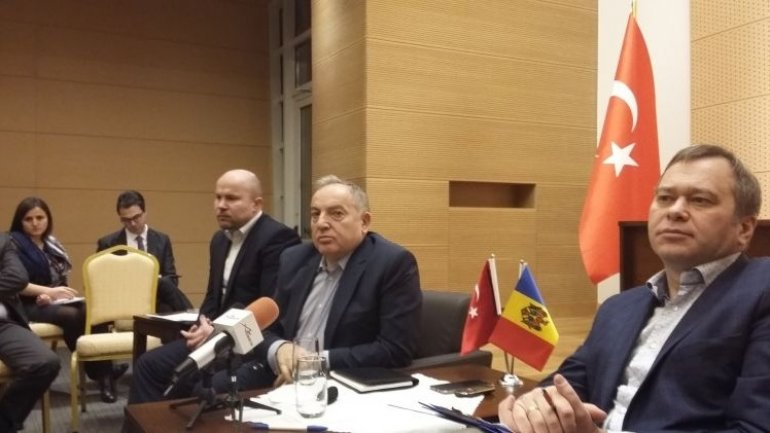Turkey's ambassador to Moldova says conflict in Transnistrian  area and Karabakh need to be solved