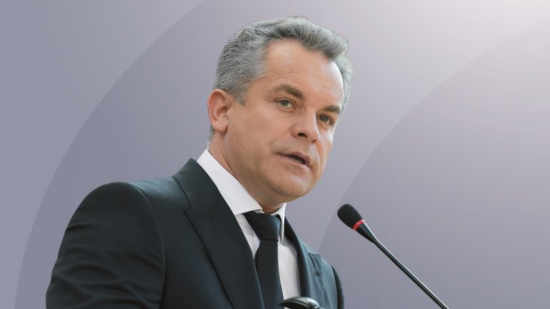 PDM president Vlad Plahotniuc: A solution to the Transnistrian problem cannot be found by Igor Dodon