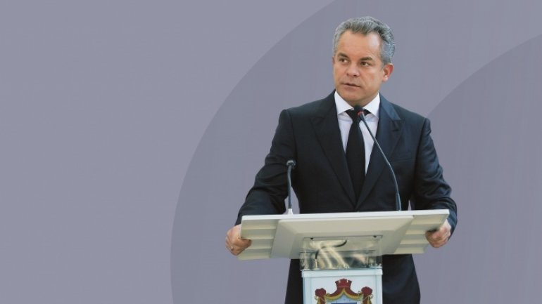 Vlad Plahotniuc's message to Donald Trump: Moldova wants to be a bridge, not a battleground, between East and West