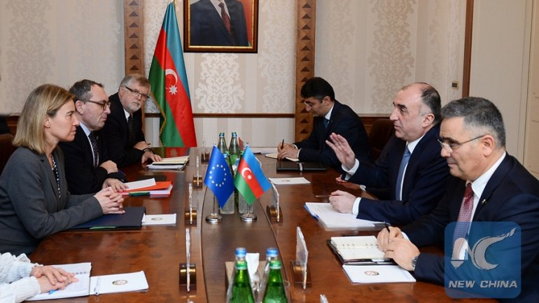 Azerbaijan discusses with EU ways of expanding cooperation