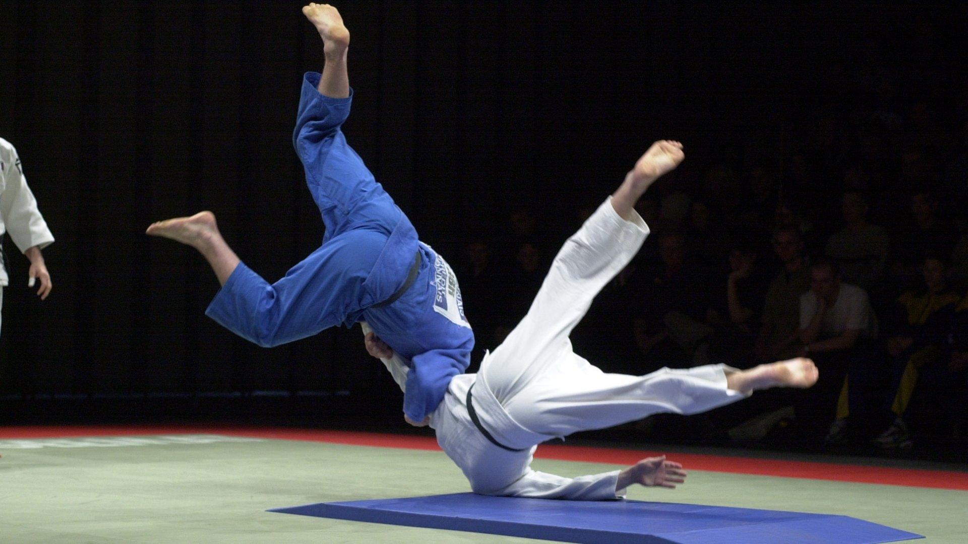 benefits of judo