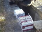 Moldovan ARRESTED on charges of cigarette smuggling