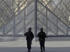 Louvre attacker, in formal detention, declines to speak to investigators: source