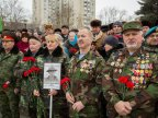 Soldiers killed in Afghan war commemorated in Chisinau (PHOTO)