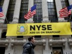 Snapchat reveals plans for US stock market listing