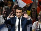 France election: Centrist rising star Macron urges unity