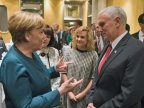 "US ""unwavering"" in support for Nato allies, says Pence"