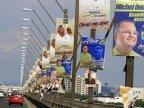 Ecuador election: Voting to succeed President Correa begins