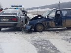 Over 80 car crashes registered in last 24 hours due to bad weather