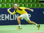 Moldovan tennis player Radu Albot successful start of ATP tournament in Sofia