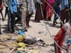 Car bomb explodes at market in Mogadishu, killing at least 30