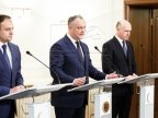 Moldova's leaders reach agreement as to Transnistrian and pension issues