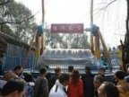 Girl, 13, dies after being flung from Chongqing amusement park ride (VIDEO)