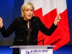 Poll shows Le Pen losing French presidential runoff