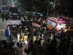 Blast kills at least 10 in Pakistani city of Lahore