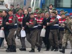 Turkish soldiers accused of Erdogan assassination attempt go on trial