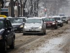 500 tons of skidproof material spread all over Chisinau