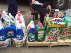 Man detained for smuggling of detergents