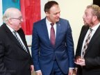 Parliament Speaker Andrian Candu calls low-cost airlines Aer Lingus and Ryan Air to operate flights in Moldova