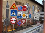 New traffic signs to be installed in Capital