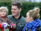 "Michael Buble: Son Noah's cancer treatment is ""progressing well"""
