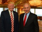 Similarity of views on Iran between Netanyahu and Trump