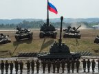 Russian Army gets new weaponry, institutes 'information warfare troops'