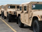 Moldovan Army receives military vehicles from U.S.