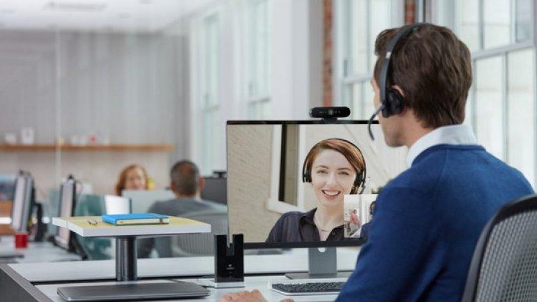 Logitech releases $200 webcam that shoots 4K video (VIDEO)