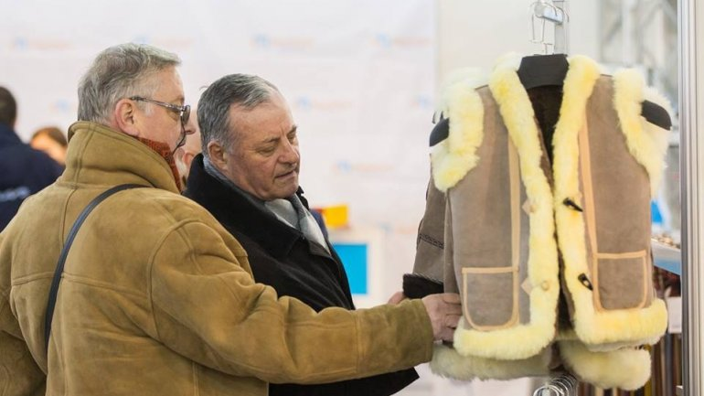 """Made in Moldova"" exhibition. State allocates record budget for promotion of Moldovan products abroad"